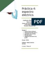 Espectro Electrico