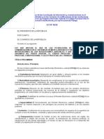 Ley 30229 Casilla Electronica