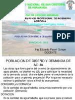 CLASES N 02-POBLACION DE DISENO y DEMANDA DE AGUA.pdf