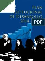 PlanDesarrolloInstitucional_2014-2016