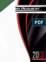 2013 PA Catalog