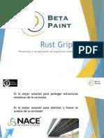 Presentacion Rust Grip