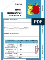 2do Grado - Bloque 1.doc