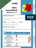 2do Grado - Bloque 1.doc