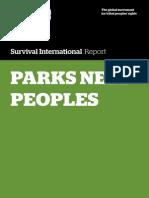 Survival International Report