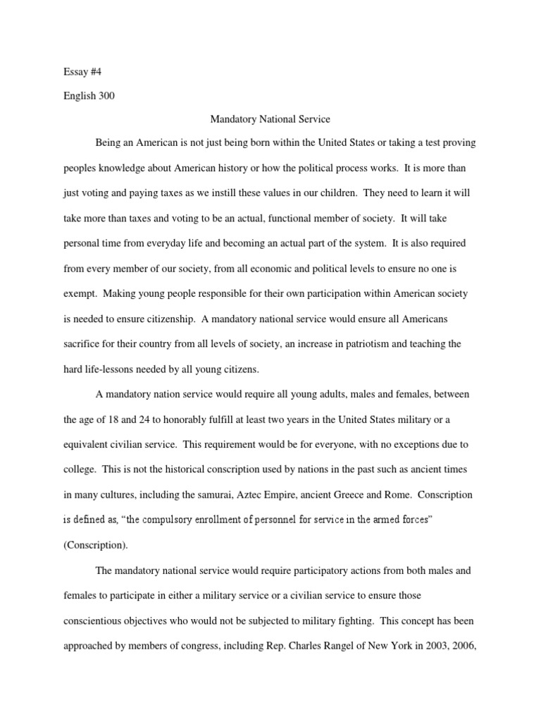 persuasive essay on conscription Research papers conscription defaults twice a complete research persuasive essay - we provide copy of powers on constitution writemypapers.