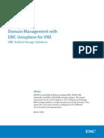 EMC VNC Domain Management Wp