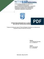 Sector Avícola Del Estado Zulia