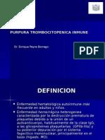 Platica 12. PTA