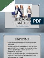 Síndromes geraitricos