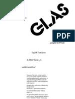 Derrida Jacques Glas 1986