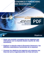 Lecture 2 La Empresa y su Entorno Económico.pptx