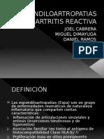 Espondiloartropatias y Artritis Reactiva
