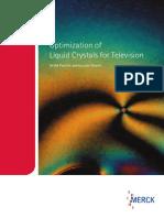 Merck Chemcials - Optimization of Liquid Crystals for Television