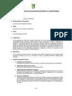 INF TECNICO DE SOFTWARE Nº 011