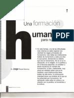 ENTORNOS HUMANISTAS