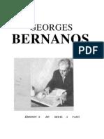 Georges Bernanos l'Auxiliateur