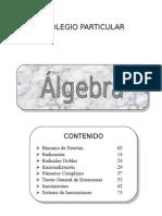 5 Algebra 5to - II