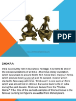 DHOKRA PowerPoint Presentation
