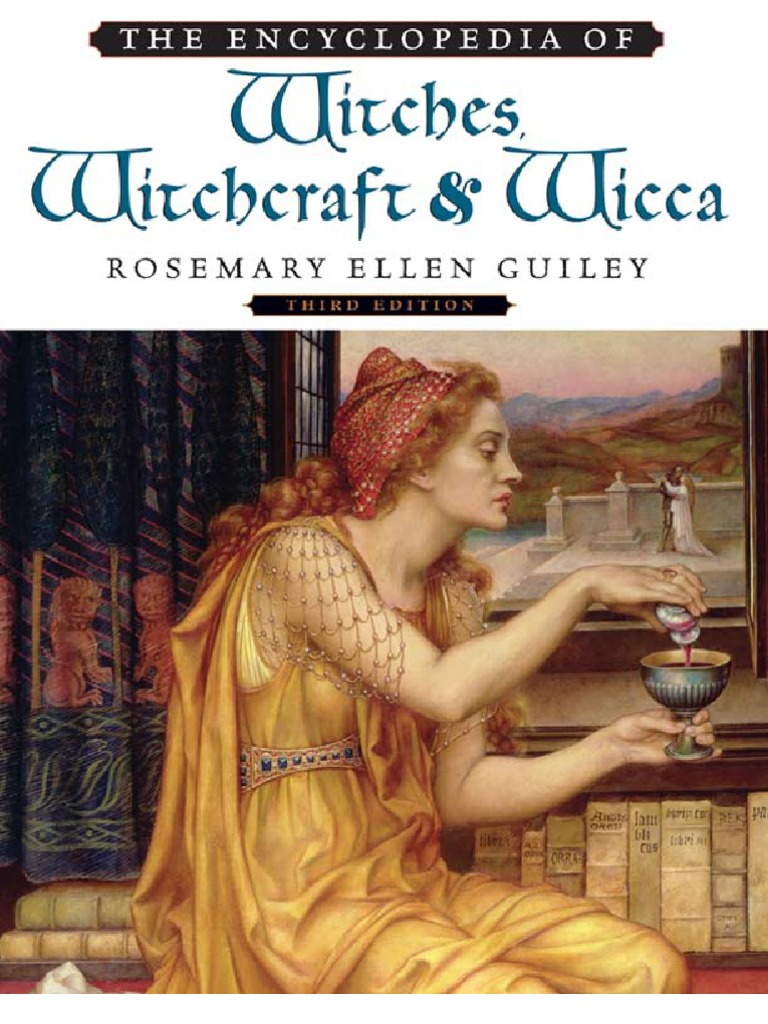 26932048 Encyclopedia Of Witches Witchcraft And Wicca Witchcraft Wicca How  To Get Your Kids To Eat