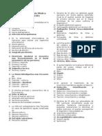 Examen Pre Internado Medico ESSALUD 2009
