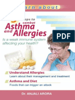 5 Steps to Combat Asthama