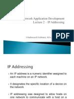 IP Addressing Rulz