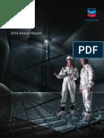 Chevron 2014 Annual Report