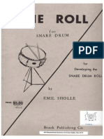The Roll - Sholle