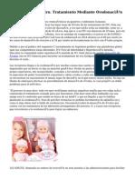 Fecundación InVitro. Tratamiento Mediante Ovodonación