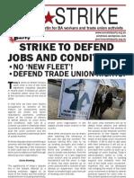 airSTRIKE Bulletin www.socialistparty.org.uk