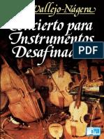Juan Antonio Vallejo Nagera - Concierto Para Instrumentos Desafinados