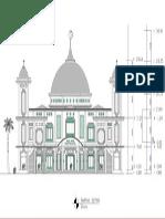 Masjid Tampak Depan