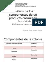 Análisis de los componentes de un producto cosmético.pptx