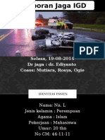 Case UGD Tgl 19.8.2014 Fix