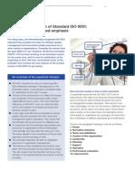 Factsheet ISO 9001 2015