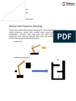 Resume Motion&Trajectory