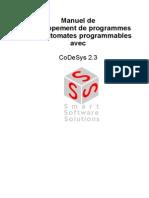 codesys2 manuel