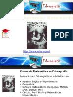 cursos-clases-gratis-de-matematicas-calculo-algebra-geometria-analisis-estructuras-estadistica-psu-120722121458-phpapp02.pptx