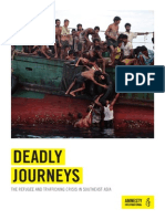 Deadly journeys