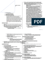 LTD Lecture Notes AKD