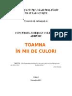 Concurs Toamna in Mii de Culori (1)
