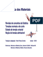 01-revisao estatica - tensoes normais e de corte - pt.pdf