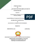 A Maini Project Report