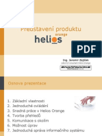 Predstaveni Helios Ornage