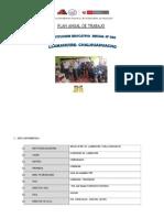 Plan Anual de Trabajo 889 Llamahuire Chalhuahuacho