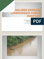 Analisis Kondisi Lingkungan Curug Jompong
