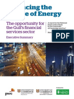 Financing the Future of Enery Exec Summary