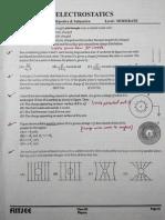 CPP - Electrostatics I