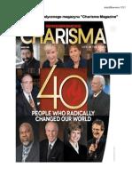 40 Lecie Charyzmatycznego Magazynu Charisma Magazine